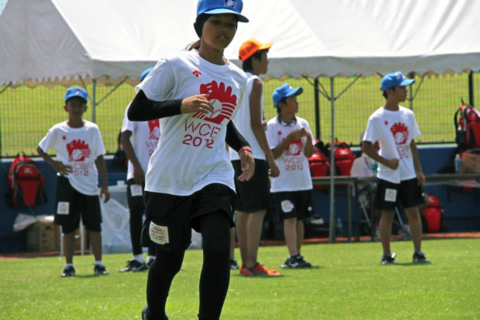 Running Base by Syamira