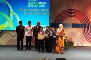 tahniah...SK Kayang